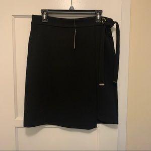 NWT Micheal KORS black skirt